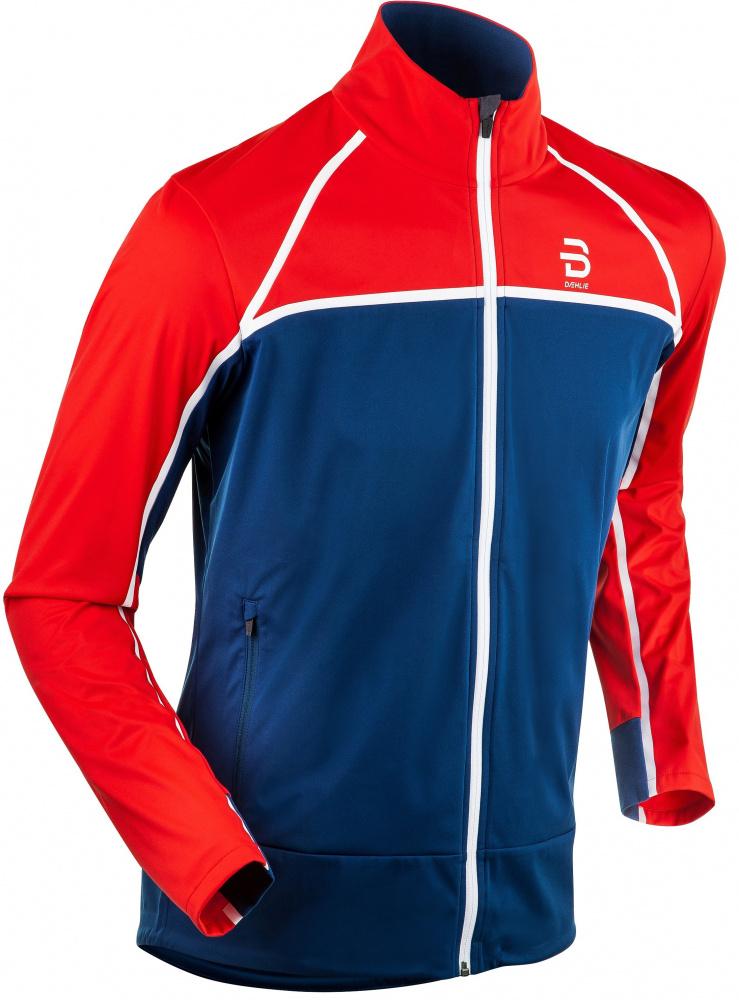 Dæhlie Jacket Trace skijakke herre XL Lett og teknisk jakke