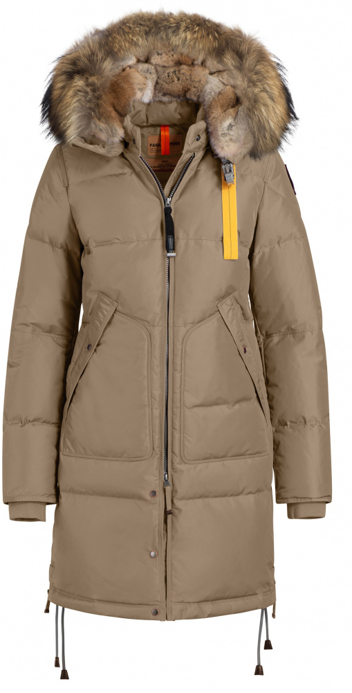 PARAJUMPERS Junior Girls Long Bear Jacket